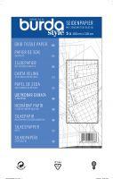 1036A Hartie textila tip grila (centimetru)
