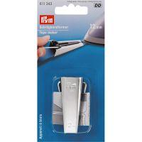 611343 Dispozitiv metallic pentru confectionat banda bias, latime 12mm