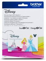 Colecție de modele pe hârtie cu prințese din povești 1 Brother ScanNCut