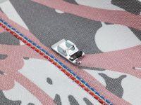 Picioruşul pentru inserarea max 3 şnururi F013N, 7mm