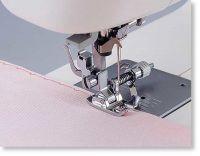 Picioruşul pentru cusătură invizibilă F018N 5 mm