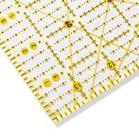 Rigla pentru croitorie, patchwork, design grafic, 4 x 14 inch, PRYM 611477