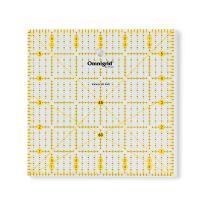 Rigla patrata pentru croitorie, patchwork, design grafic, 6 x 6 inch, PRYM 611475