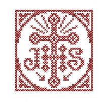 Model Broderie Religie RL004
