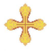Model Broderie Religie RL011