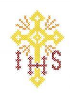Model Broderie Religie RL013