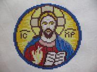Model Broderie Religie RL019