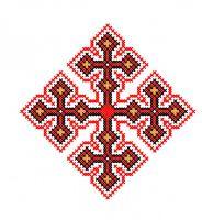 Model Broderie Religie RL021