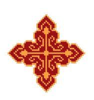 Model Broderie Religie RL025