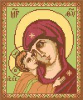 Model Broderie Religie RL028