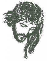 Model Broderie Religie RL038