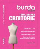 Cartea Totul despre Croitorie de la Burda Style