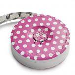 282714 Centimetru croitorie,  Prym Love, roz