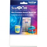 Set folii mini-etichete imprimabile Brother ScaNCut