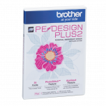 Brother Software Broderie PE-DESIGN PLUS 2