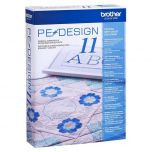 Brother Software Broderie Pe-Design 11