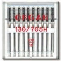 Ace Organ finete 100 varf normal 10 buc/pachet