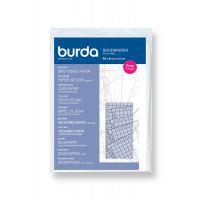 Hartie textila pentru tipare, tip grila, 5 coli (150 cm x 110 cm), Burda Style