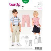 Tipar pantaloni 9365