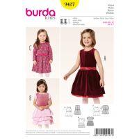 Tipar Rochie Burda 9427