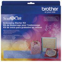 Set introductiv pentru embosare Brother ScanNCut