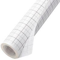 Hartie gradata pentru copierea/creerea/transcrierea tiparelor, rola 15 metri, semi-transparenta