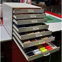 Ata de brodat MADEIRA-set 413 culori diferite